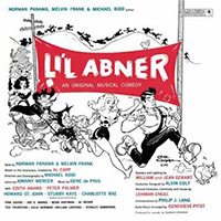 Li'l Abner – Original Broadway Cast Recording