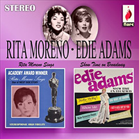 Rita Moreno Sings / Edie Adams Showtime on Broadway