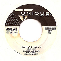 Sailor Man 7 inch Promo